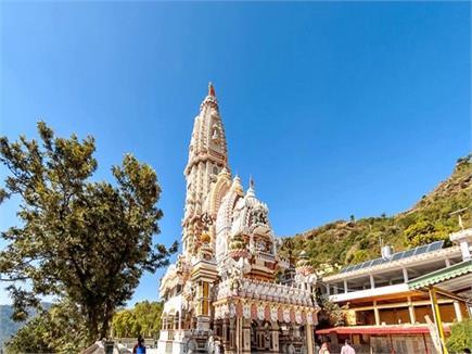 हिमाचल में स्थित है भारत का सबसे ऊंचा शिव मंदिर(PICS)