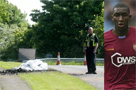 भयानक कार हादसे में फुटबॉलर जलोयड की मौत