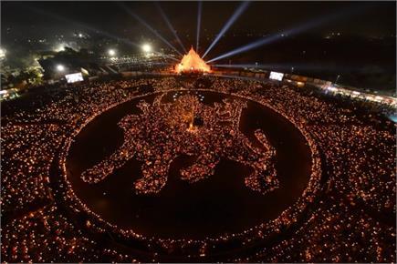 नवमी पर मंदिरों में उमड़े श्रद्धालु, कंजक पूजन कर मां दुर्गा को किया...