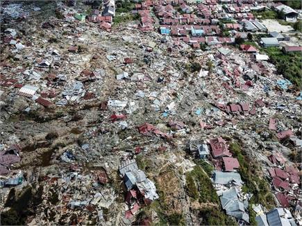 इंडोनेशिया में सुनामी ने फिर मचाया कहर, तबाही की तस्वीरें आईं  सामने