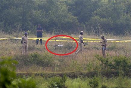 हैदराबाद गैंगरेप: पुलिस ने एनकाउंटर में चारों आरोपियों को किया ढेर