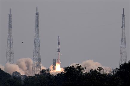 गर्व का पल:  19 उपग्रहों के साथ ISRO ने भरी 2021 की पहली उड़ान