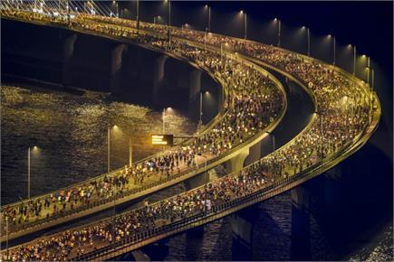 Tata Mumbai Marathon 2020: सुबह 5 बजे उठकर दौड़े मुंबईकर