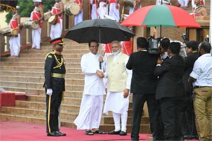 PM मोदी ने श्रीलंका में आतंकवादी हमले में मारे गए लोगों को...
