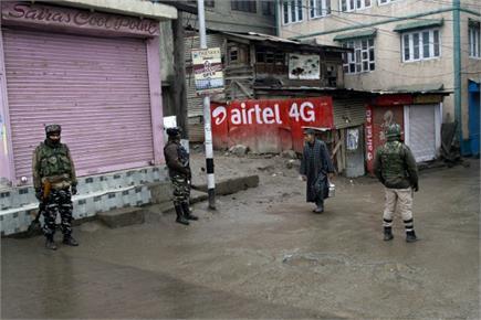 कश्मीर: Article 35-A और 370 को लेकर अलगाववादियों ने बुलाया बंद,...