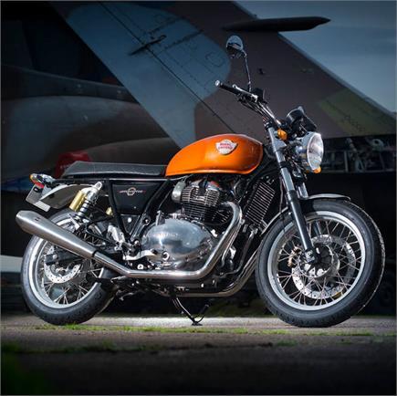 रॉयल एनफील्ड ने लॉन्च की नई शानदार मोटरसाइकिल