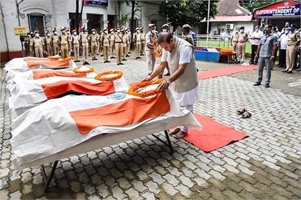 असम-मिजोरम बॉर्डर झड़प में 6 जवानों की मौत, मुख्यमंत्री हिमंता बिस्वा...