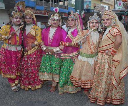 देखें, भगवान परशुराम जी की जयंती पर शोभा यात्रा का भव्य नजारा