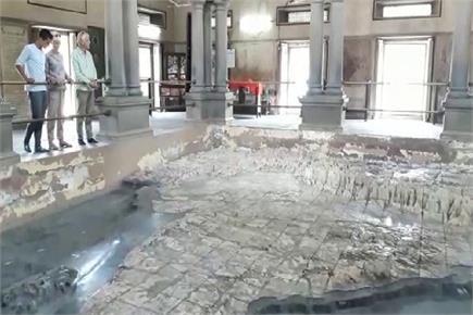 काशी में बना है अविभाजित भारत के मानचित्र वाला अनोखा मंदिर, जानिए...