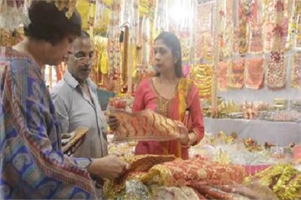 धनतेरस के बाद दीपावली पूजन सामग्री हुई महंगी