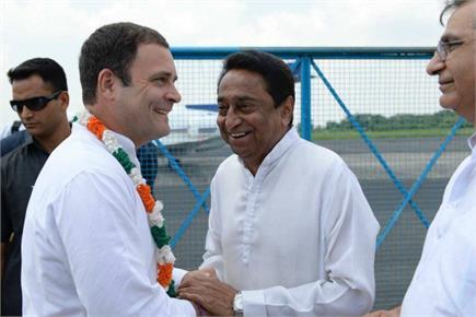 राहुल गांधी का मिशन मध्यप्रदेश, 13km रोड शो के साथ शुरू किया चुनावी...