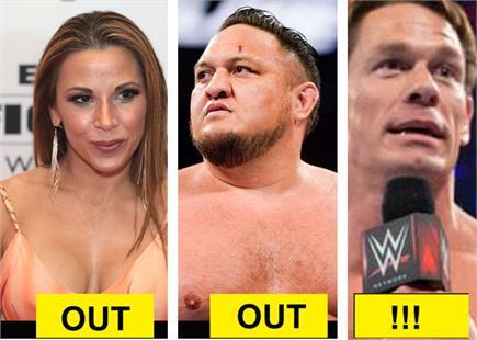 WWE में Covid 19 के कारण क्रॉस कटिंग, बड़े रैसलर हो गए बाहर