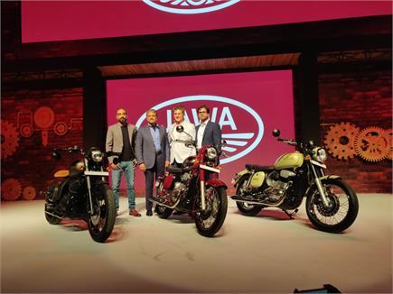 Jawa Motorcycles ने भारत में उतारी तीन नई बाइक्स, रॉयल एनफील्ड से...