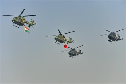 #ArmyDay: सेना दिवस पर भारतीय जवानों ने दिखाई ताकत