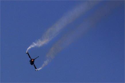 भारतीय वायुसेना दिवस: देश के हवाई योद्धाओं ने आसमान पर दिखाई ताकत,...