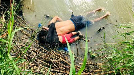 बाप-बेटी की ऐसी तस्वीरें देख दहल गई दुनिया