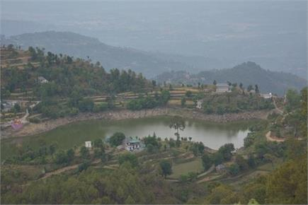 इस झील के रूप में आज भी मौजूद है अर्जुन के तीर से निकला हुआ पानी(PICS)