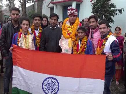 18 साल के विशाल सेन ने भूटान में गोल्ड मैडल जीतकर रोशन किया हिमाचल का...