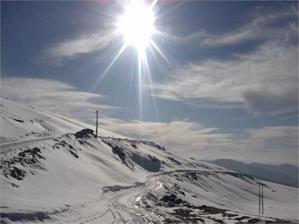शिमला की सबसे ऊंची चोटी पर है यह Pass, बर्फ से रहता है ढका (PICS)
