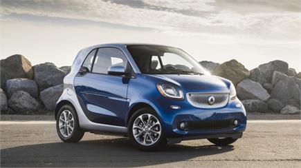 बीच सफर में आपका साथ नहीं छोड़ेगी Smart For 2 इलैक्ट्रिक कार