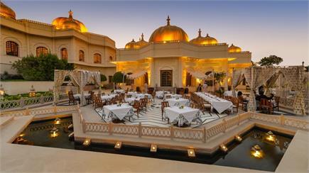 उदयपुर के इस होटल में होगा ईशा अंबानी का प्री-वेडिंग फंक्शन