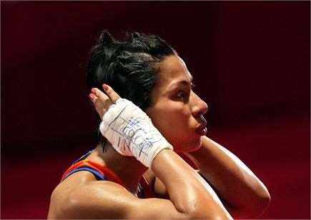भारत की स्टॉर युवा मुक्केबाज लवलीना बोरगोहेन को टोक्यो ओलंपिक में...