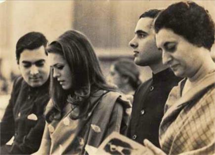 B'day Special: सोनिया गांधी की कुछ अनदेखी तस्वीरें, जो दिखाती हैं...