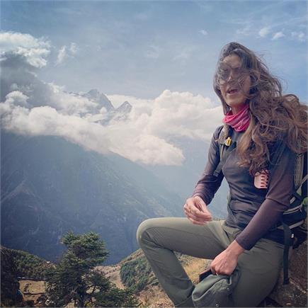 हरियाणा की बेटी रेखा ने दुनिया की खतरनाक पर्वत श्रृंखला इमजा को किया...