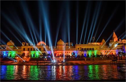 5 लाख 51 हजार दीयों से जगमगाएगी राम लला की नगरी अयोध्या