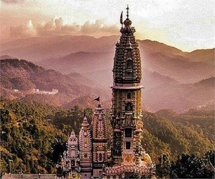 सोलन में हैं एशिया का सबसे ऊंचा शिव मंदिर, बनने में लगे थे 39...