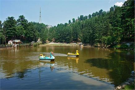 देखने लायक है गोबिंद सागर Lake का नजारा, देखें तस्वीरें