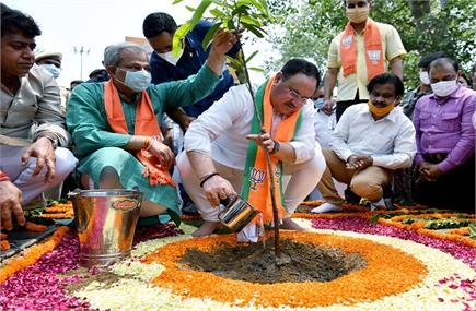 भारतीय जनसंघ के संस्थापक श्यामा प्रसाद मुखर्जी की 68वीं पुण्यतिथि पर...