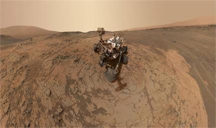 क्या आपने देखीं है मंगल ग्रह पर लीं ये कमाल की तस्वीरें