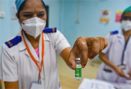 देखें देशभर से सामने आई मिशन वैक्सीन की खासतस्वीरें