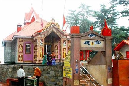 इस मंदिर में आज भी वानर कर रहें हैं हनुमान जी का इंतजार(pics)