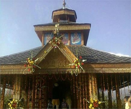 नेपाल और हिमाचल में है मां स्वस्थानी जी का मंदिर(Pics)