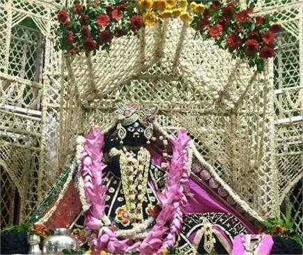 खुशखबरी: आज से फिर भक्तों को दर्शन देंगे श्री बांके बिहारी, मंदिर के...