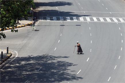 वीकेंड कर्फ्यू ने फिर रोक दी दिल्ली की रफ्तार