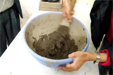 बड़े काम की है यह मिट्टी, भगाई कई रोग(PICS)