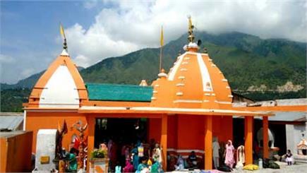 शिव जी के इस 2800 साल पुराने मंदिर में त्रिशूल की पूजा करना है...