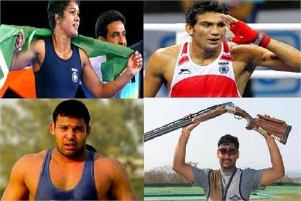 हरियाणा के इन खिलाड़ियों ने CWG में जीत हासिल कर देश को दिलाया सिल्वर...