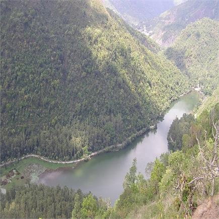 छुट्टियों में दिलकश नज़ारों से भरी रेणुका झील की यात्रा करे(pics)