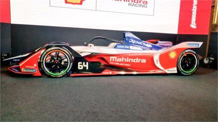 महज 2.8 सेकंड में 100 kmph की रफ्तार पकड़ेगी महिंद्रा की रेसिंग कार...
