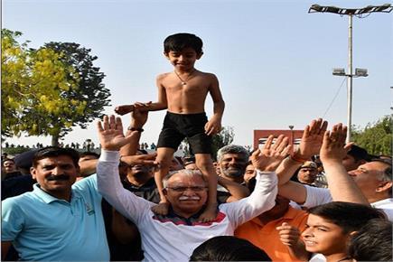 राहगीरी कार्यक्रम में लोगों ने जमकर उठाया लुत्फ, देखिए तस्वीरें