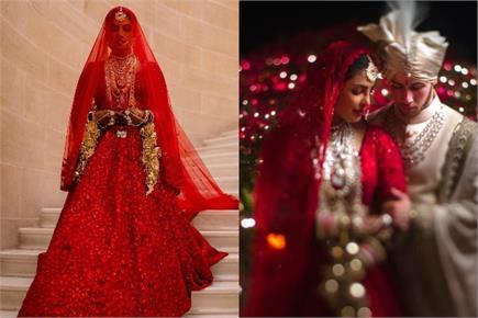 1 महीने बाद सामने आईं प्रियंका की शादी की अनदेखी तस्वीरें