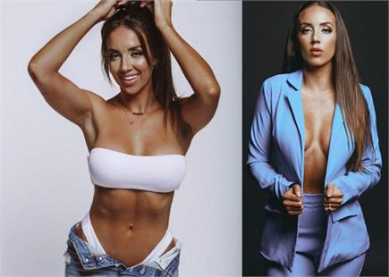 Playboy मॉडल चाहती है महिला रैसलर Chelsea Green, देखें फोटोज-