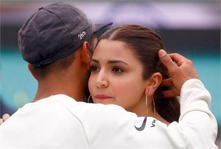 मैच के बाद भारतीय टीम ने यूं मनाया जीत का जश्न
