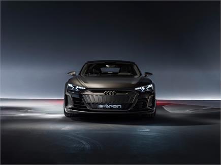 LA Auto Show 2018: ऑडी ने पेश की e-tron GT कन्सैप्ट कार