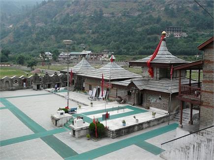 हिमाचल के इस प्रसिद्ध मंदिर में पांडवों ने बिताए थे कई गुप्त वर्ष...
