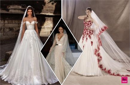 Christian Brides के लिए वेडिंग गाउन के लेटेस्ट आइडियाज